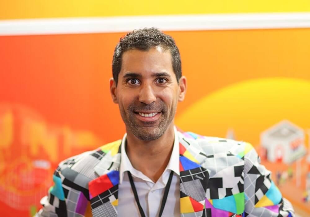 Interview de Raynald Salah