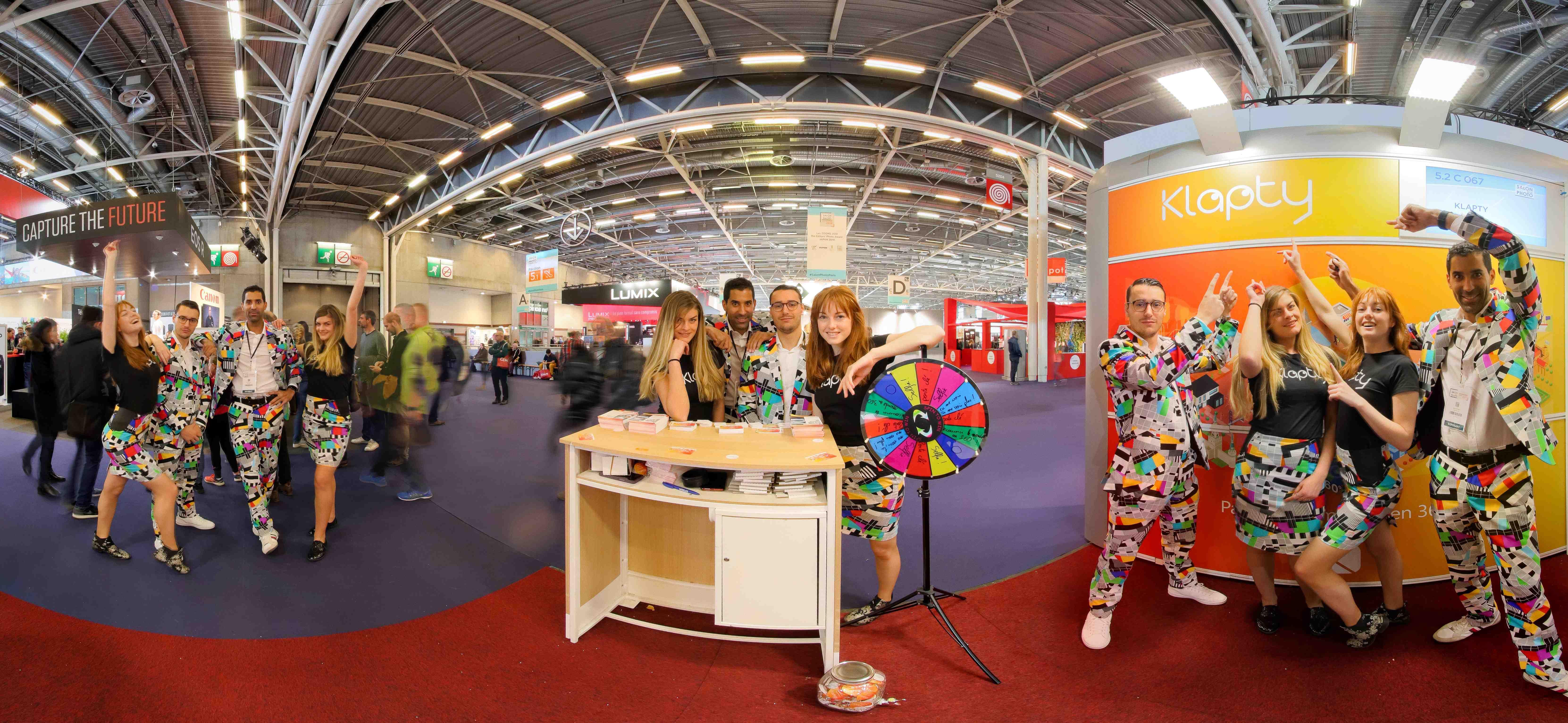 Klapty Officiel | Lausanne Switzerland | 360 3D VR tours