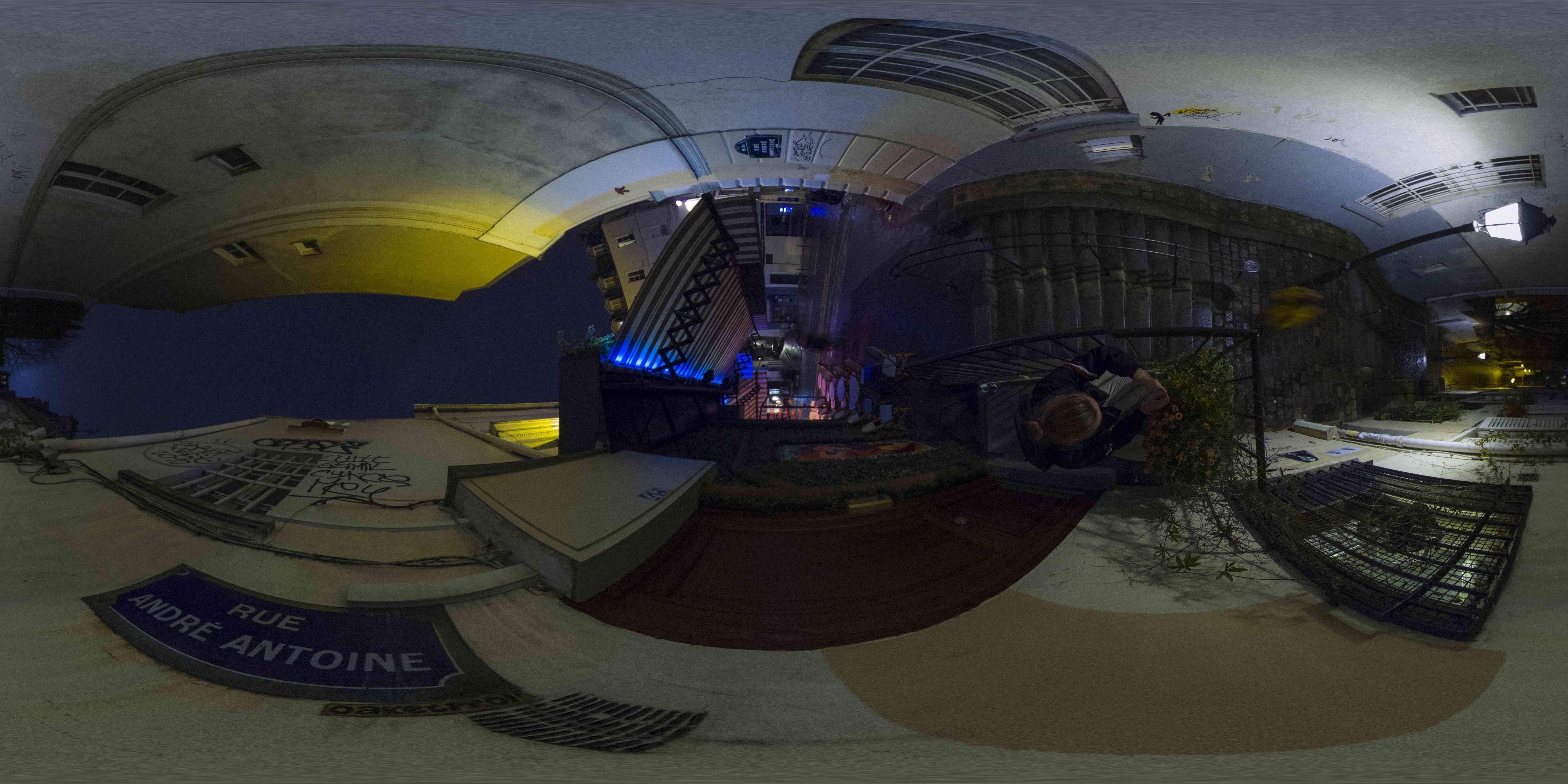 Thibault Noirot   Paris France   visite virtuelle 360 3D VR