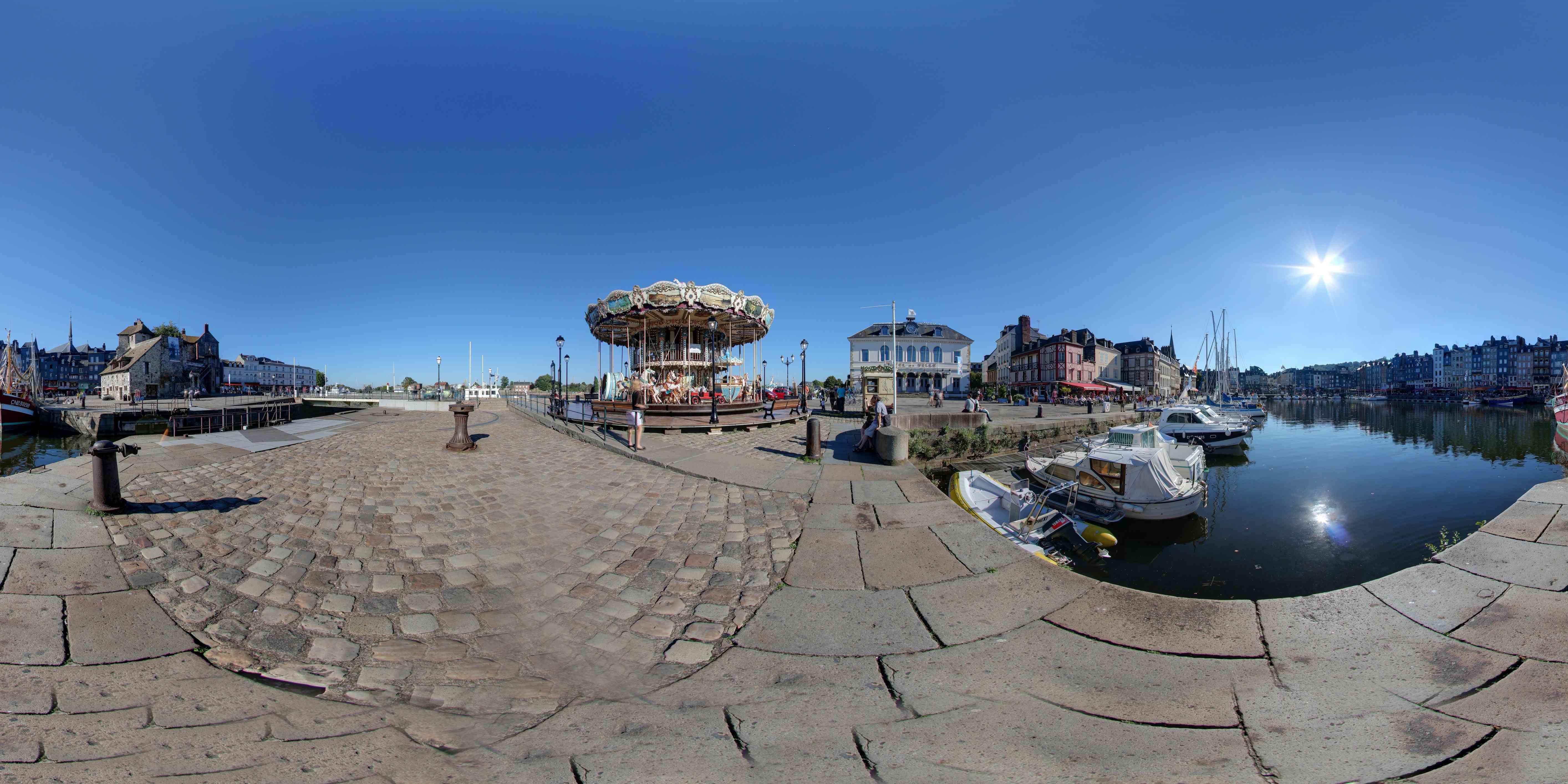 Fabien Mahaut | Caen France | 360 3D VR tours