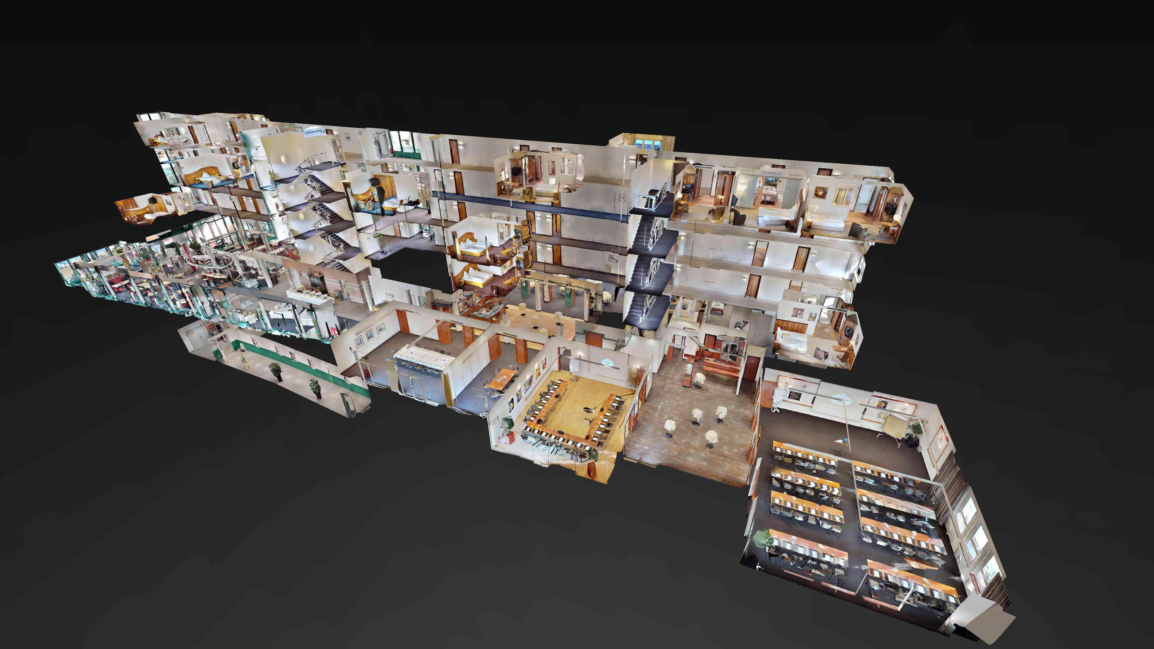 Maxime RICOUARD | Le Havre France | visite virtuelle 360 3D VR