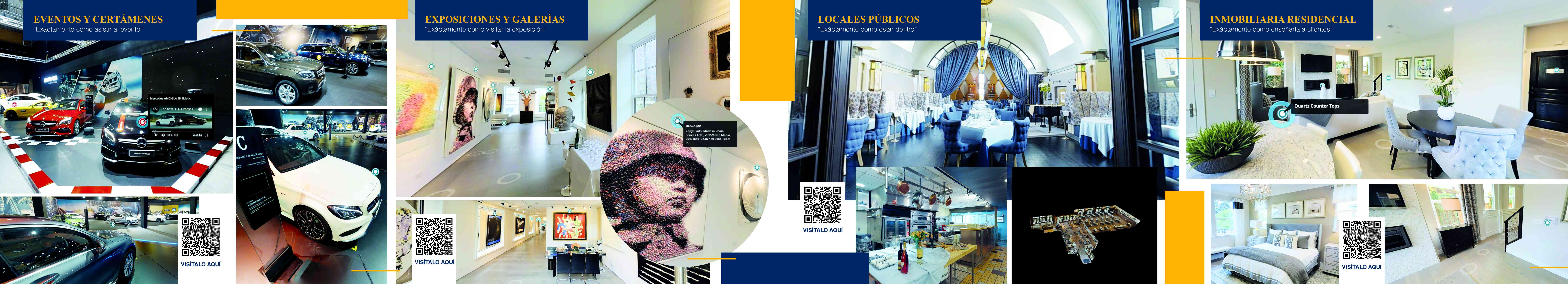 3D Virtual Tours | Marbella Espagne | visite virtuelle 360 3D VR