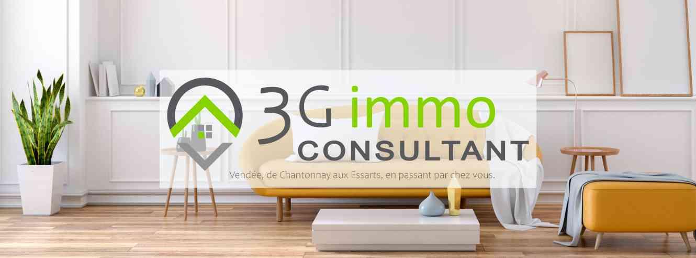 Johann Blouin, 3G Immobilier   Saint-Hilaire-le-Vouhis France   visite virtuelle 360 3D VR