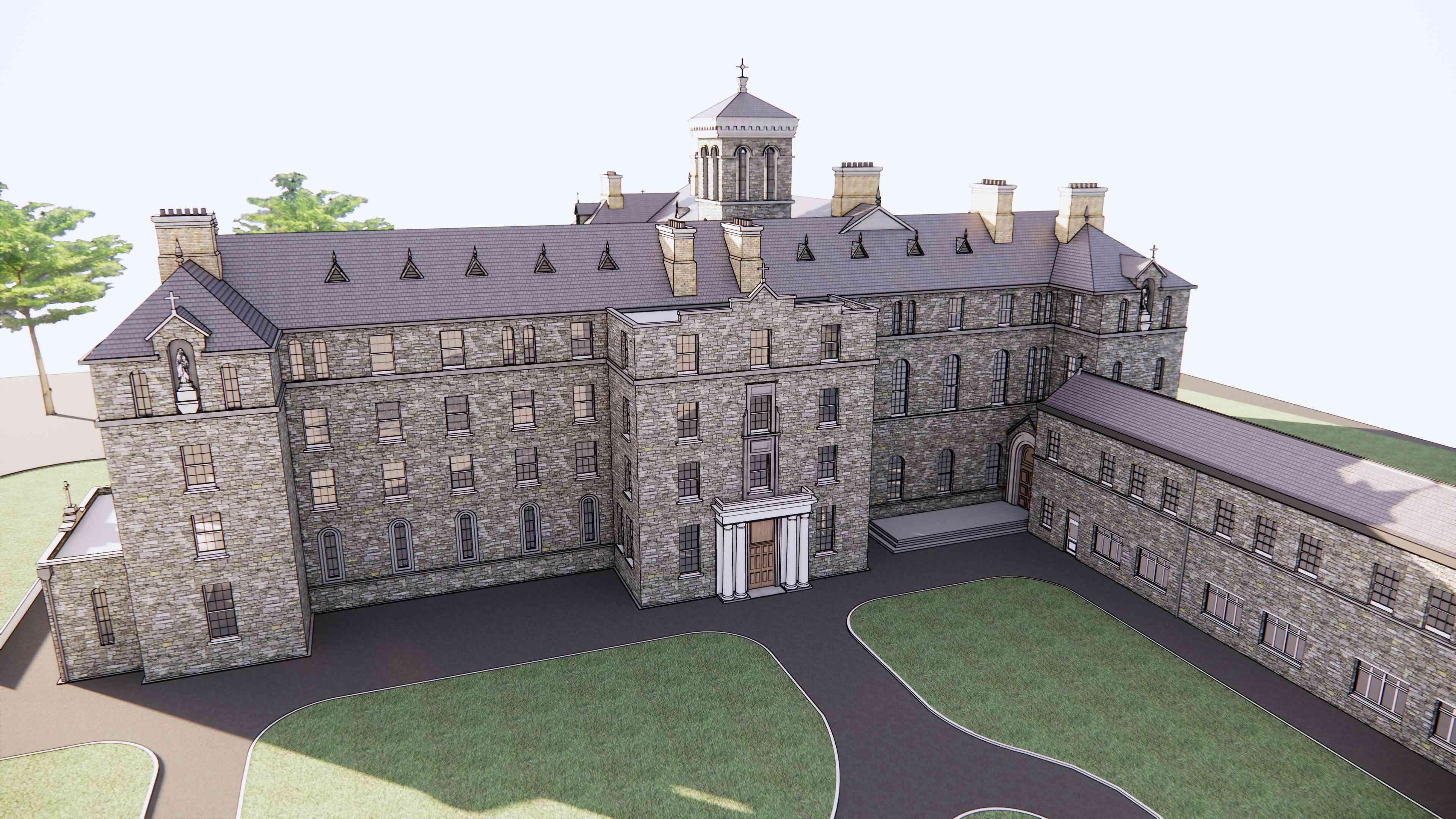 Nathaly Rosetti | Dublin Irlande | visite virtuelle 360 3D VR
