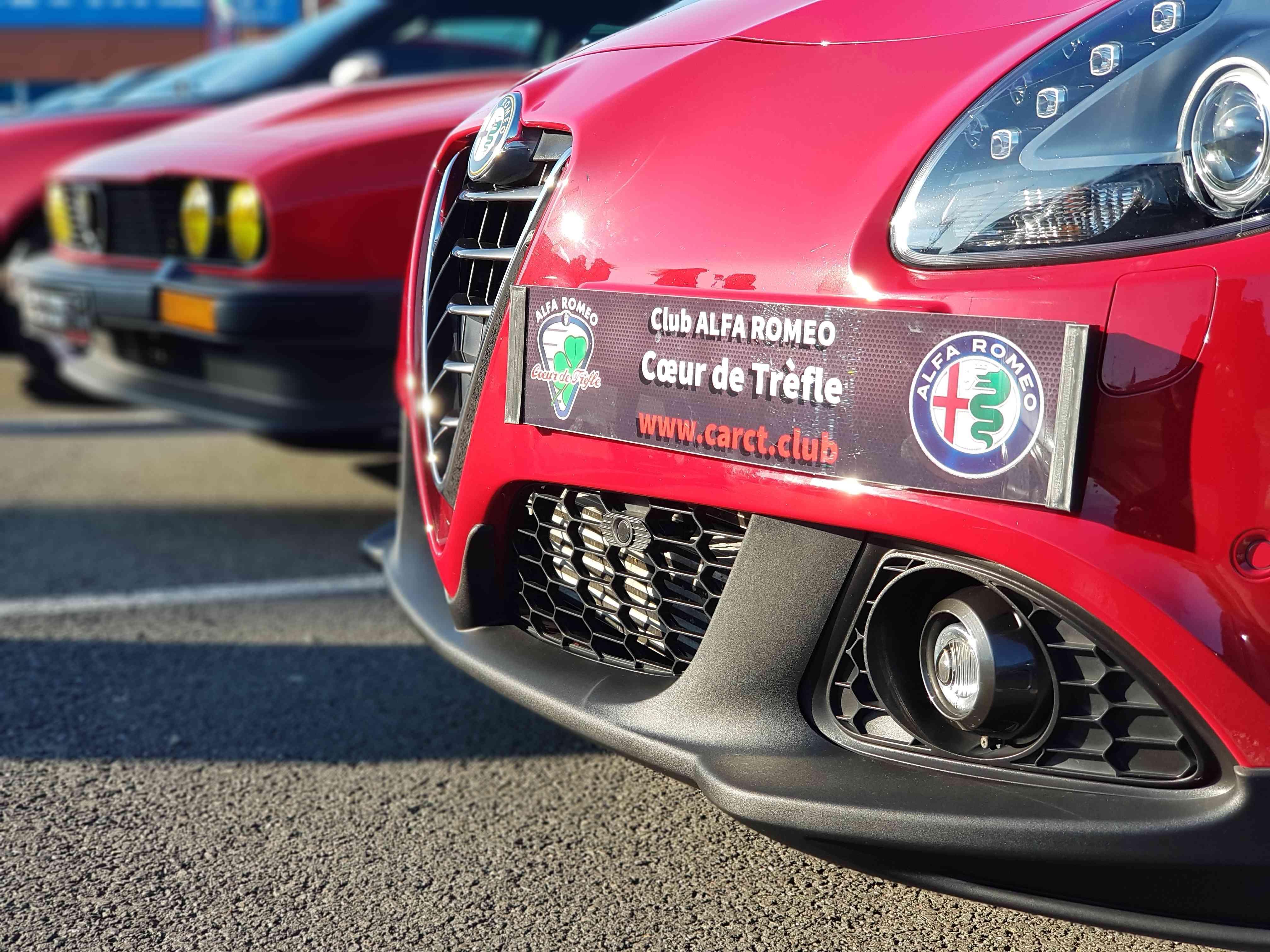 Club Alfa Romeo Cœur de Trèfle | Saverne France | visite virtuelle 360 3D VR