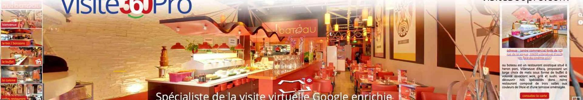 Visite 360 Pro | Lille France | 360 3D VR tours