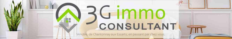 cover Johann Blouin, 3G Immobilier