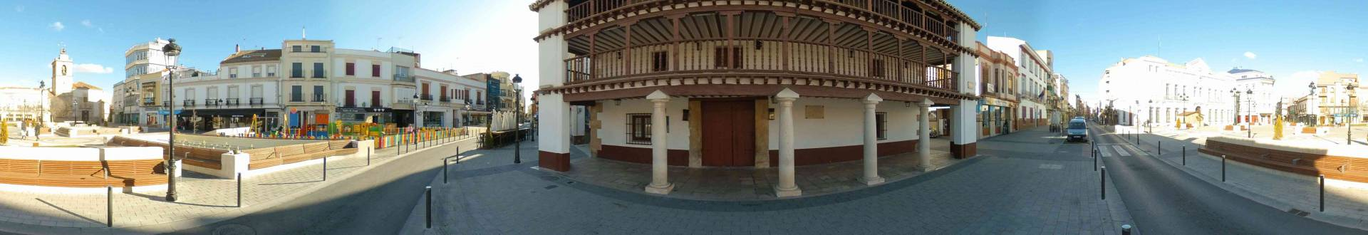 Girada360 | Tomelloso Spain | 360 3D VR tours