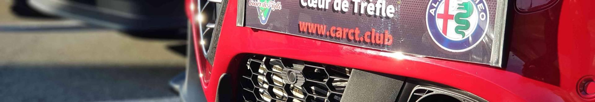 Club Alfa Romeo Cœur de Trèfle | Saverne France | 360 3D VR tours