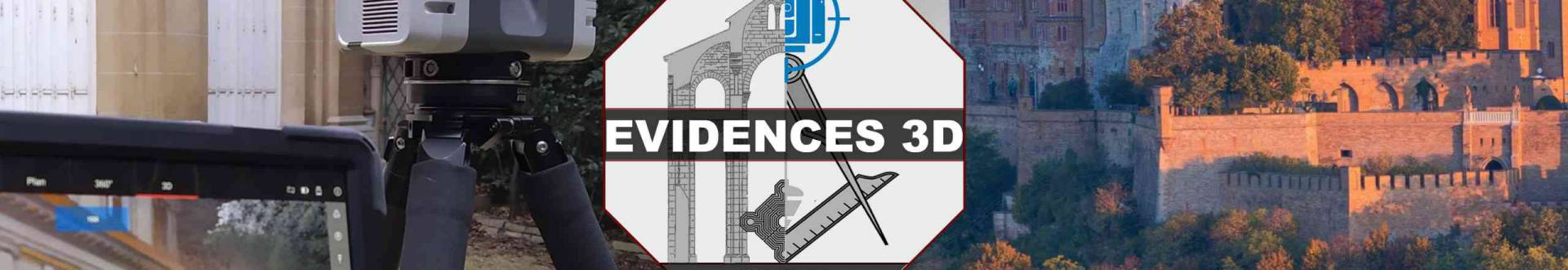 Evidences 3D | Cluny France | 360 3D VR tours