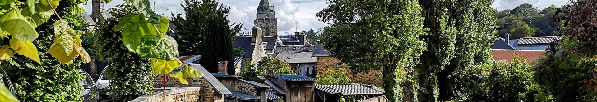 Office tourisme | Villedieu-les-Poêles-Rouffigny France | 360 3D VR tours