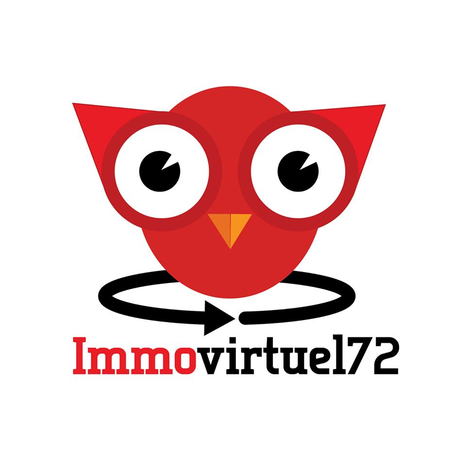 Avatar logo | immo virtuel72 | Le Mans France | photographer 360 tour