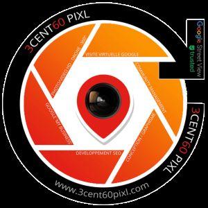 Avatar logo   Agence 3CENT60 PIXL   Les Sables-d'Olonne France   photographer 360 tour