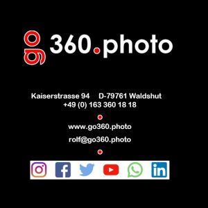Avatar logo | Rolf Egli | Waldshut-Tiengen Allemagne | visite virtuelle 360 3D VR