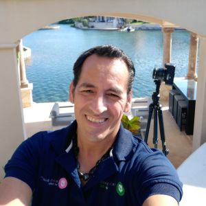 Avatar logo | Francisco Romero | Playa del Carmen Mexico | photographer 360 tour