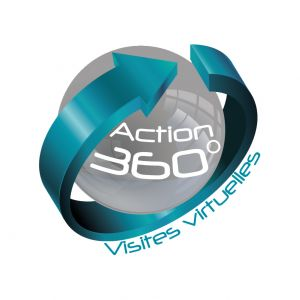 Avatar logo | Action 360° | Clermont-Ferrand France | photographe visite virtuelle 360