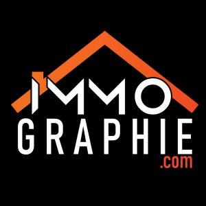 Avatar logo | immoGraphie | Trois-Rivières Canada | photographer 360 tour