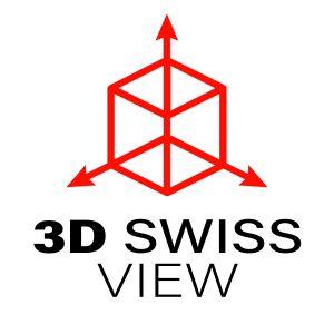Avatar logo | 3D Swiss View Sàrl | Martigny Switzerland | photographer 360 tour