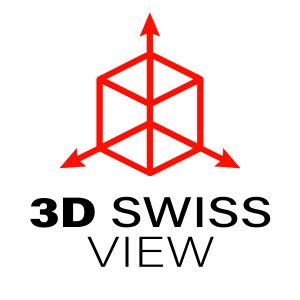 Avatar logo | 3D Swiss View Sàrl | Martigny Suisse | photographe visite virtuelle 360