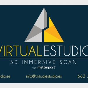 Avatar logo | Virtualestudio | Rivas-Vaciamadrid Espagne | photographe visite virtuelle 360