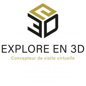 Avatar logo | Explore En 3D | Antibes France | photographer 360 tour