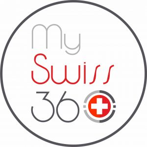 Avatar logo | MySwiss360° | Fribourg Switzerland | photographer 360 tour