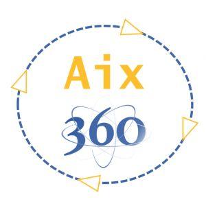 Avatar logo | Aix 36O° | Aix-en-Provence France | photographer 360 tour