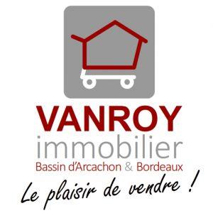 Avatar logo | VANROY Immobilier | Arcachon France | photographe visite virtuelle 360