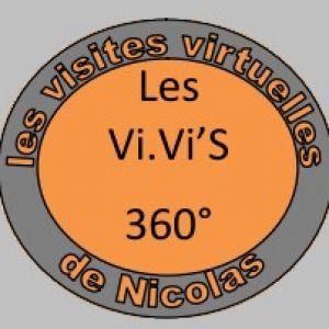 Avatar logo | Nicolas BARBAULT | Saint-Mars-la-Brière France | photographe visite virtuelle 360