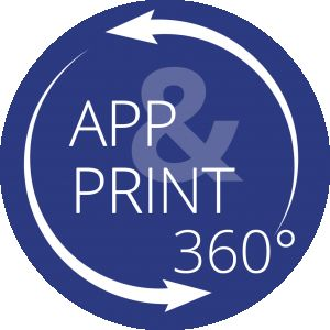 Avatar logo | APP and PRINT 360 | Auch France | photographer 360 tour
