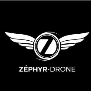 Avatar logo | Zéphyr Drone | Cahors France | photographe visite virtuelle 360