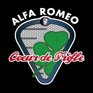 Avatar logo | Club Alfa Romeo Cœur de Trèfle | Saverne France | photographer 360 tour
