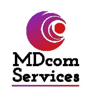 Avatar logo | MDcom | Fleury-sur-Orne France | photographe visite virtuelle 360