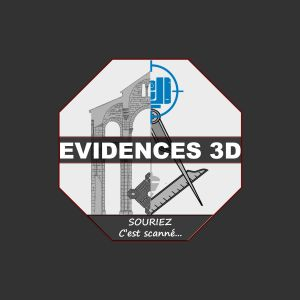 Avatar logo | Evidences 3D | Cluny France | 360 3D VR tours