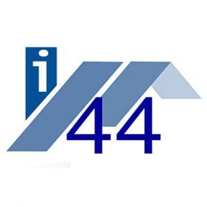 Avatar logo | Cabinet i44 | Nantes France | Photographe visite virtuelle 360° 3D