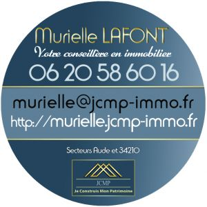 Avatar logo | Murielle Lafont | Capendu France | photographer 360 tour