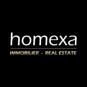 Avatar logo | HOMEXA | Biot France | Photographe visite virtuelle 360° 3D