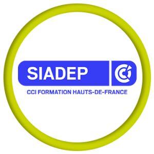 Avatar logo | SIADEP • CCI Formation Hauts-de-France | Lens France | Photographe visite virtuelle 360° 3D