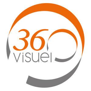 Avatar logo | 360 Visuel | Aix-en-Provence France | 360 3D VR tours