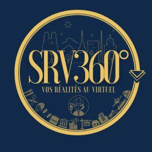 Avatar logo | SRV360° | Sainte-Gemmes-sur-Loire France | visite virtuelle 360 3D VR
