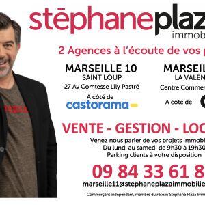 Avatar logo | Stéphane Plaza Immobilier Marseille 11 GLAURALEX SAS | Marseille France | visite virtuelle 360 3D VR