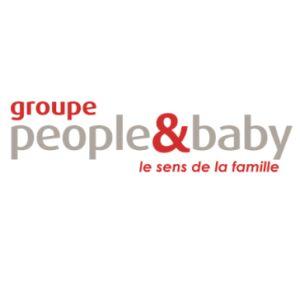 Avatar logo | people&baby | Paris France | Photographe visite virtuelle 360° 3D