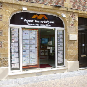 Avatar logo   Agin agenc immo negoce   Charleville-Mézières France   Photographe visite virtuelle 360° 3D