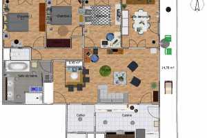 Price and cost Bonnin Pack appartement 5 pi\u00e8ces et plus \/ Maison