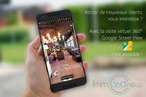 Price and cost Photographe  IMMOVIEW360° PACK BUSINESS COMMERCES