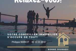 Price and cost Philippe MARCET Professionnels de l'immobilier