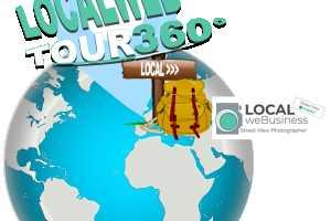 Tarif et coût Local Webusiness Local WebTour 360\u00b0  : 2 vues 360 et 5 photos HD