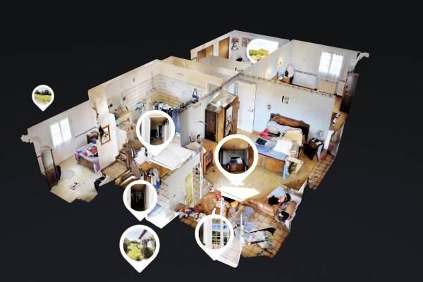 Price and cost Aurélien Nogent (mabellevisite) Visite virtuelle logement entre 150 et 200 m\u00b2.