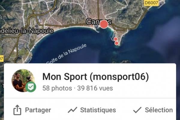 Tarif et coût monsport06 Pack Google street