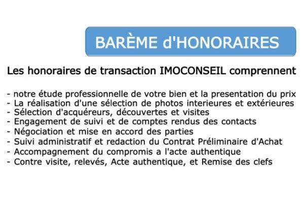 Tarif et coût Stéphane Gounet ImoConseil Votre dossier Avis de Valeur & Visite virtuelle